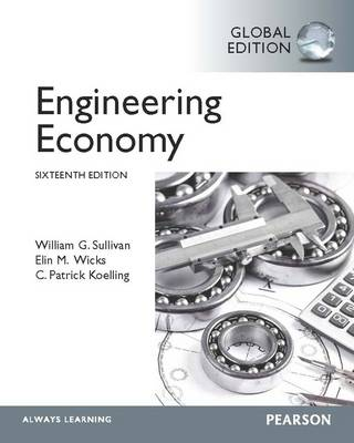 Engineering Economy, Global Edition