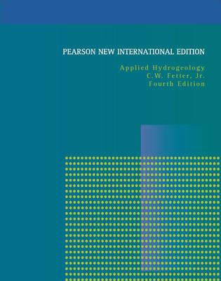 Applied Hydrogeology, Pearson New International Edition