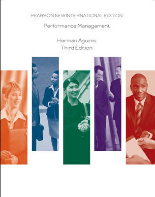 Performance Management: Pearson New International Edition