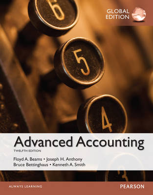 Beams: Advanced Accounting, Global Edition