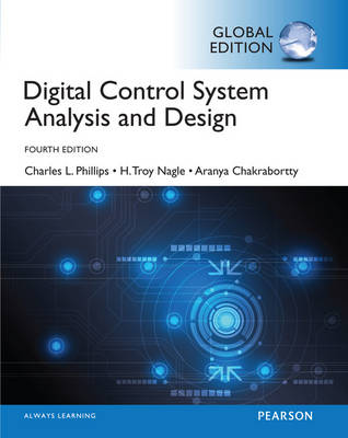 Digital Control System Analysis & Design, Global Edition