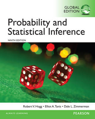 Probability and Statistical Inference, Global Edition