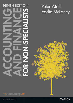 Accounting & Finance for Non-Specialists 9th Edition