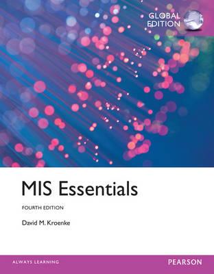 MIS Essentials: Global Edition