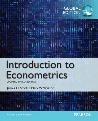 Introduction to Econometrics, Global Edition