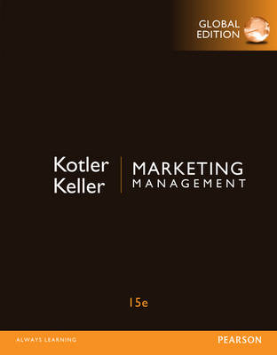 Marketing Management, Global Edition