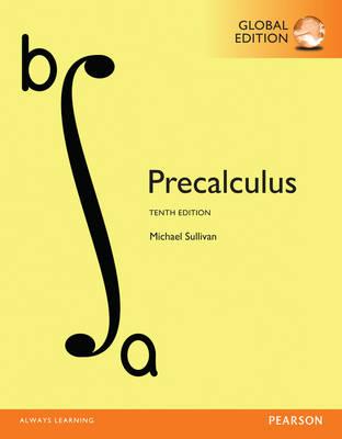 Precalculus: Global Edition