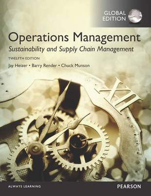 Operations Management: Global Edition