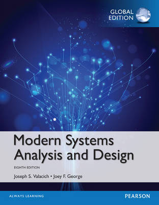 Modern Systems Analysis and Design, Global Edition