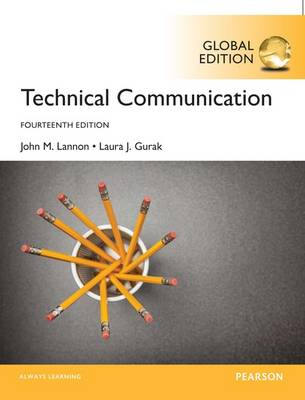 Technical Communication, Global Edition