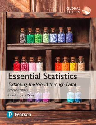Essential Statistics, Global Edition
