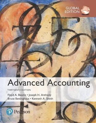 Advanced Accounting: Global Edition