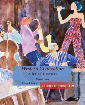 Western Civ:Brief Hist.,Vol.2