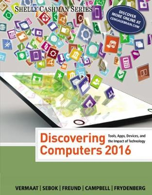 Discovering Computers 2016