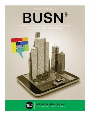 BUSN (with BUSN Online, 1 term (6 months) Printed Access Card)