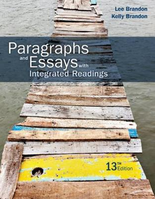 Paragraphs and Essays : With Integrated Readings