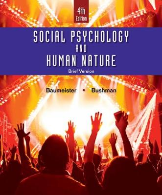 Social Psychology and Human Nature 4th Ed