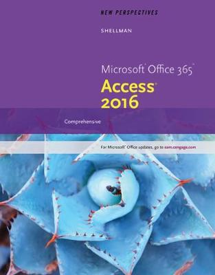 New Perspectives Microsoft Office 365 & Access 2016 : Comprehensive