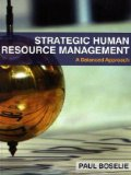 Cust Strategic Human Res Mngmt