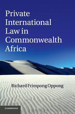 Private International Law in Commonwealth Africa