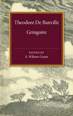 Gringoire: Comedie en un acte en prose