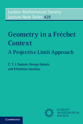 Geometry in a Frechet Context: A Projective Limit Approach
