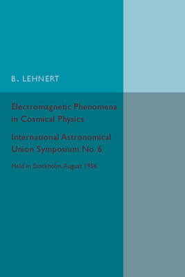 Electromagnetic Phenomena in Cosmical Physics