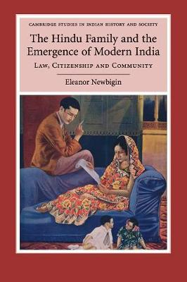 The Hindu Family and the Emergence of Modern India: Law, Citizenship and Community
