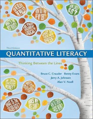 Quantitative Literacy 3e