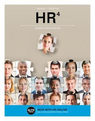 HR  (with HR Online, 1 term (6 months) Printed Access Card)