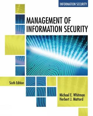 Management Of Info Security