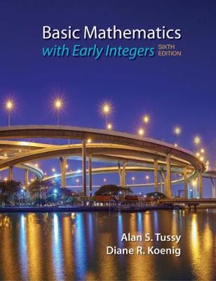 Basic Mathematics for College Students with Early Integers