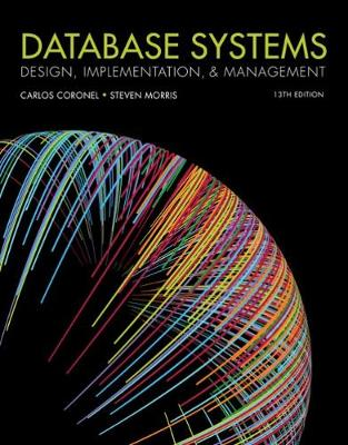 Database Systems Design Implementation & Management