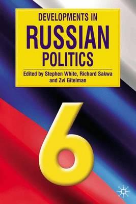 Developments in Russian Politics