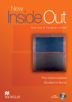 New Inside Out Pre-intermediate: Student's Book Pack