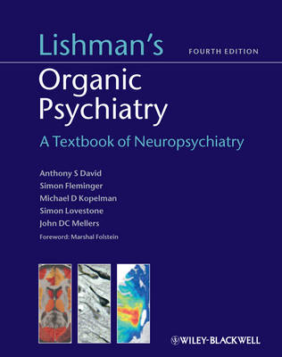 Lishmans Organic Psychiatry 4ed09