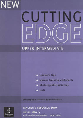 New Cutting Edge Upper Intermediate Teachers Book and Test Master CD-ROM Pack