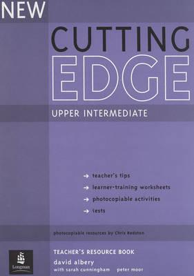 New Cutting Edge Upper Intermediate Teachers Book and Test Master CD-ROM Pack