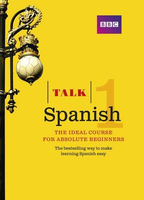 Talk Spanish 1 (Book + CD) (3e)