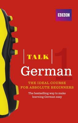 Talk German 1 (Book + CD)