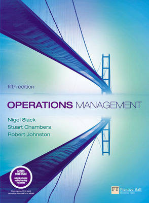 Operations Management: Operations Management/Quantitative Analysis in Operations Management/Companion Website with Gradetracker Student Access Card: Operations Management 5e WITH Quantitative Analysis in Operations Management AND Companion Website with...