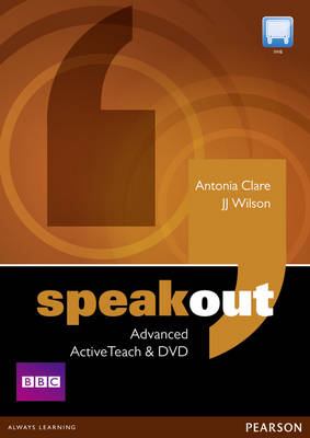 Speakout Advanced ActiveTeach & DVD