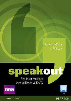 Speakout Pre-Intermediate Active Teach