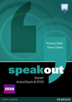 Speakout Starter Active Teach