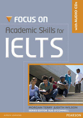 Focus on Academic Skills for IELTS Student Book with CD