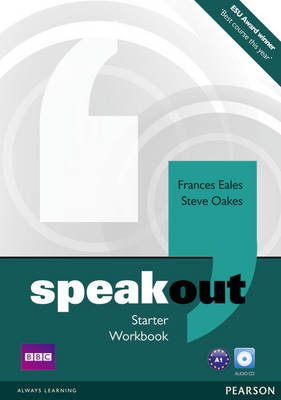 Speakout Starter Workbook No Key and Audio CD Pack