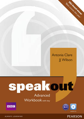 Speakout Advanced Workbook with Key