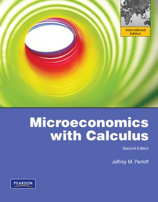 Microeconomics with Calculus