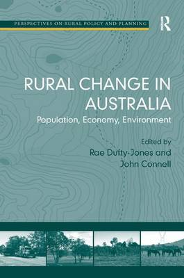 Rural Change in Australia: Population, Economy, Environment