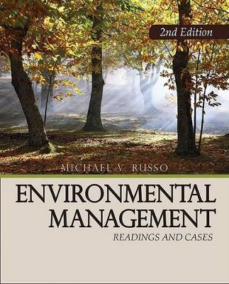Environmental Management: Readings and Cases